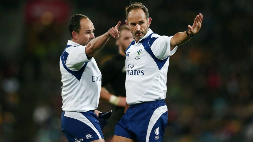 Referee appointments for EPCR semi-finals