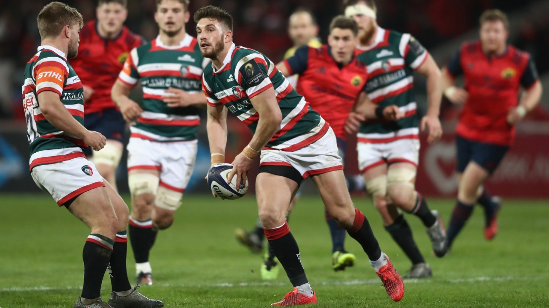 Owen Williams targets big Leicester Tigers improvement ...