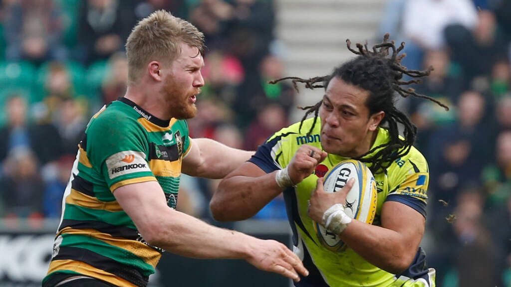 Northampton escape sanction over handling of George North's concussion
