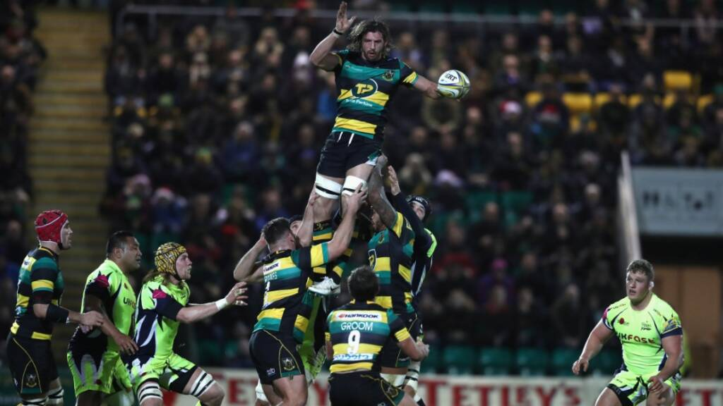 Match Report: Northampton Saints 24 Sale Sharks 5