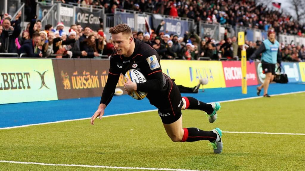 Match Report: Saracens 21 Newcastle Falcons 6