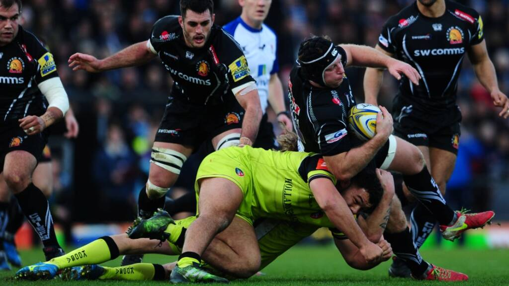 Match Report: Exeter Chiefs 31 Leicester Tigers 10