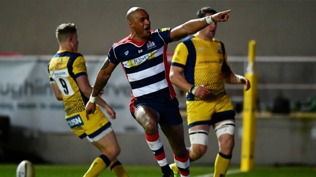 Match Report: Bristol Rugby 28 Worcester Warriors 20