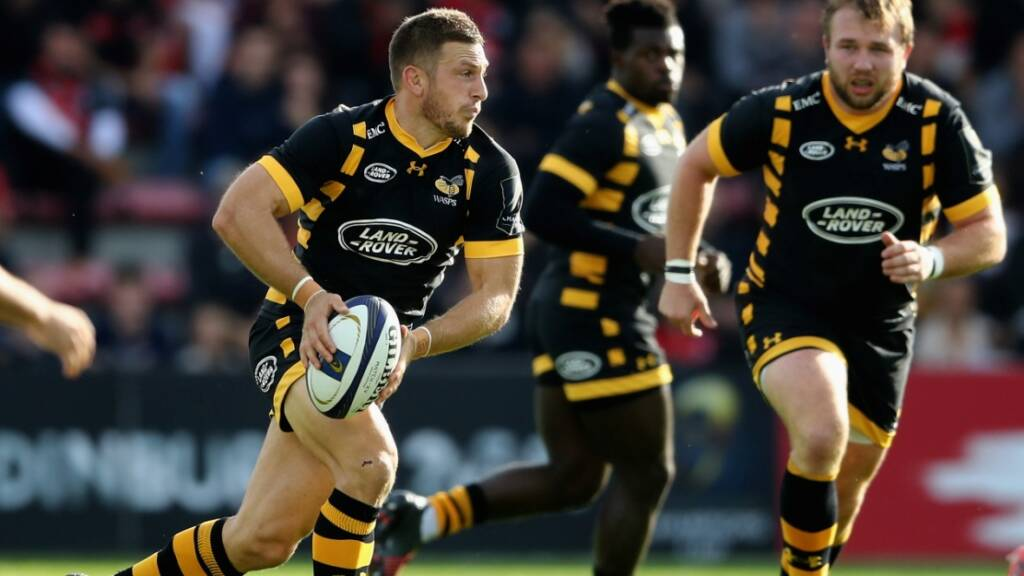 Gopperth relishing semi-final mission after scooping three Aviva Premiership Rugby awards