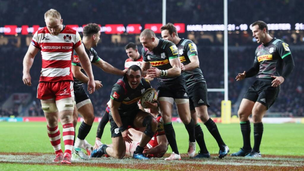 Match Report: Harlequins 28 Gloucester Rugby 24