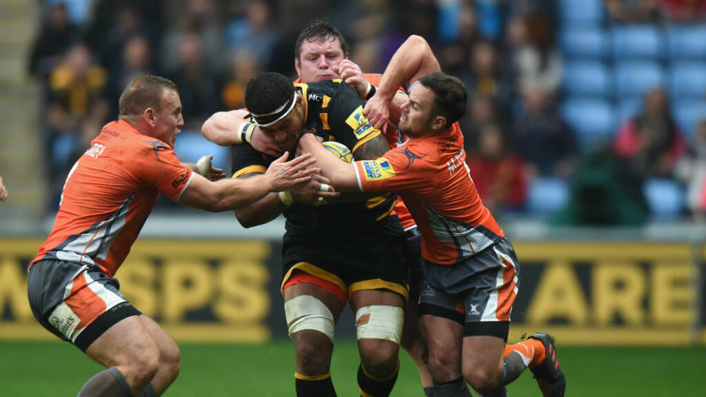 Preview: Newcastle Falcons v Wasps