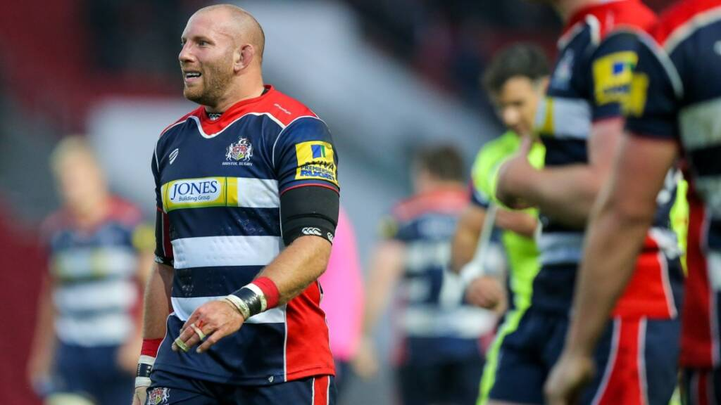 Bristol Rugby's Rob Hawkins agrees contract extension until end of campaign