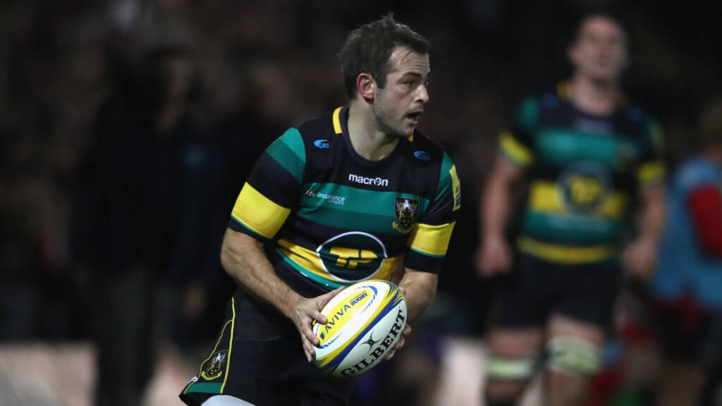 Myler still dreaming of top four with Northampton Saints