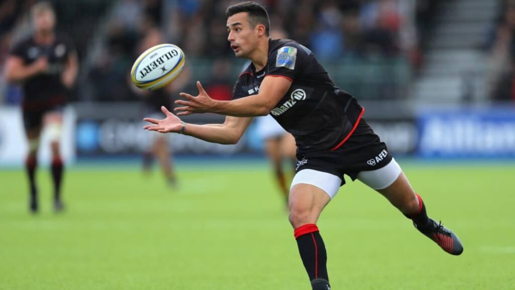 Aviva Premiership Rugby Review of 2016: September