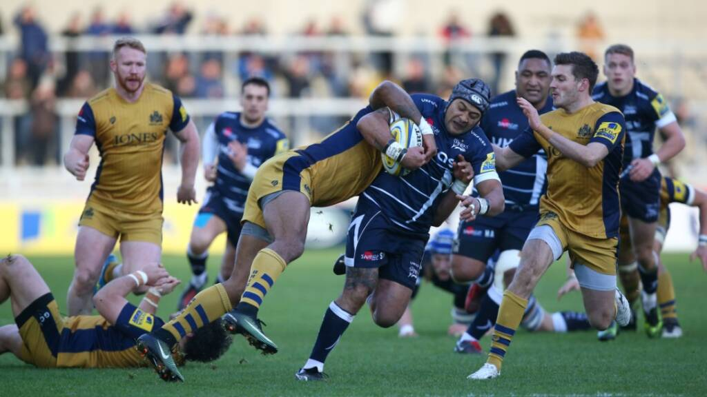 Match Report: Sale Sharks 23 Bristol Rugby 24