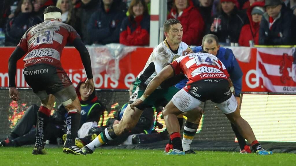Match Report: Gloucester Rugby 12 Northampton Saints 13