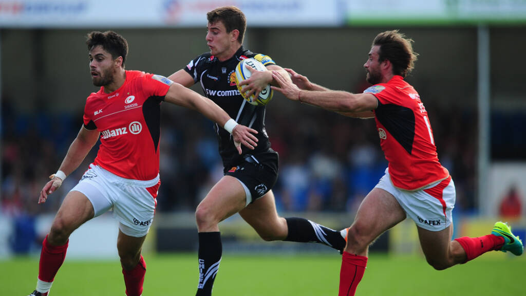 Preview: Saracens v Exeter Chiefs