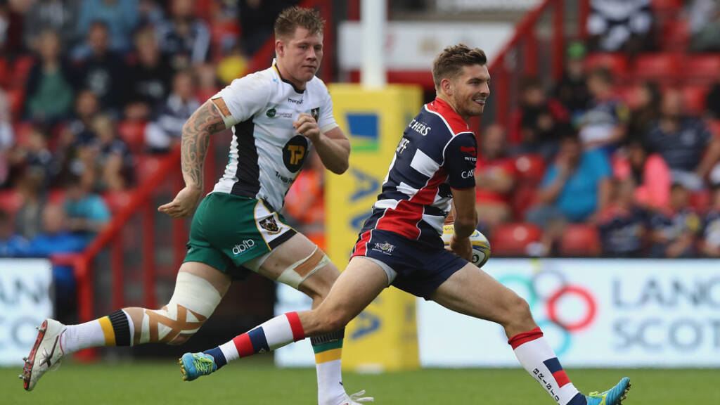 Northampton Saints v Bristol Preview