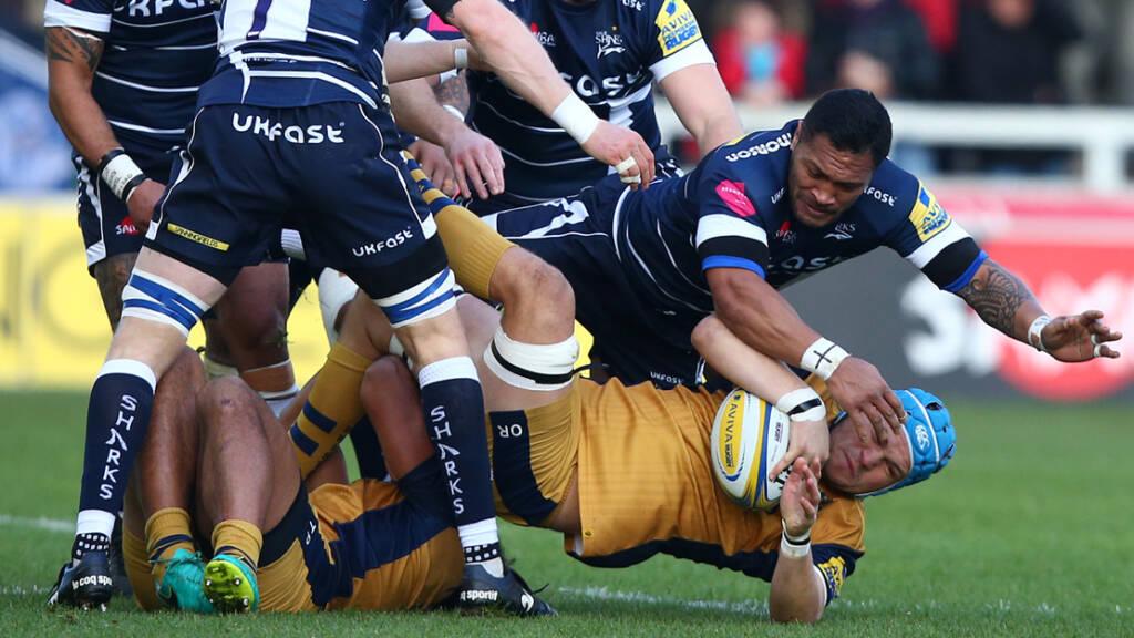 Sale Sharks v Bristol Rugby