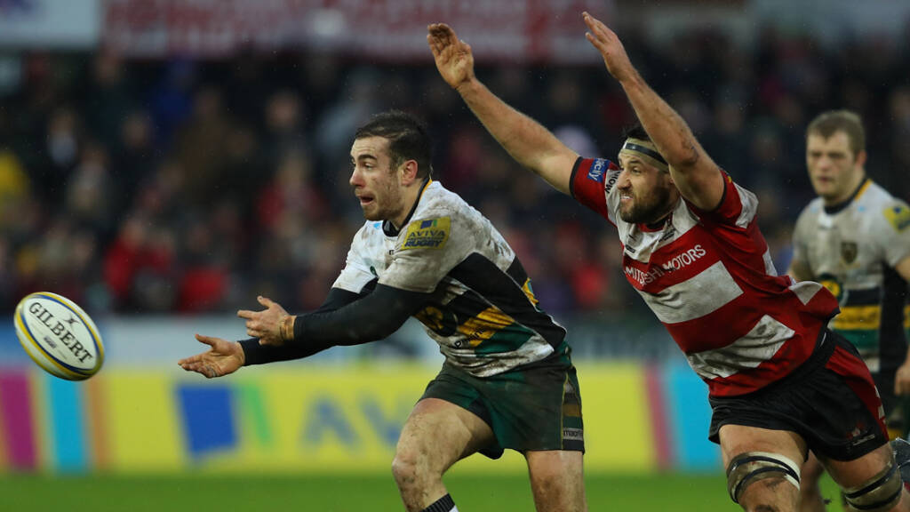 Gloucester v Northampton Saints