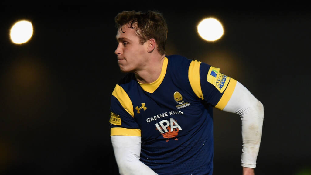 Six changes as Worcester Warriors press claims for a quarter-final place