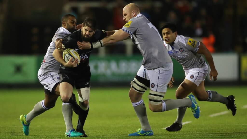 Match Report: Newcastle Falcons 24-22 Bath Rugby