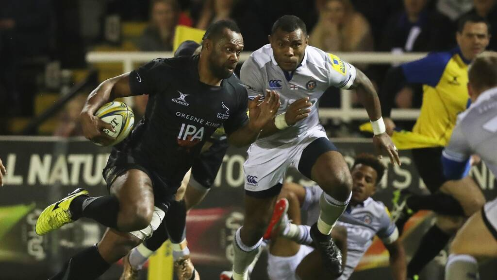 Match Reaction: Newcastle Falcons 24 Bath Rugby 22