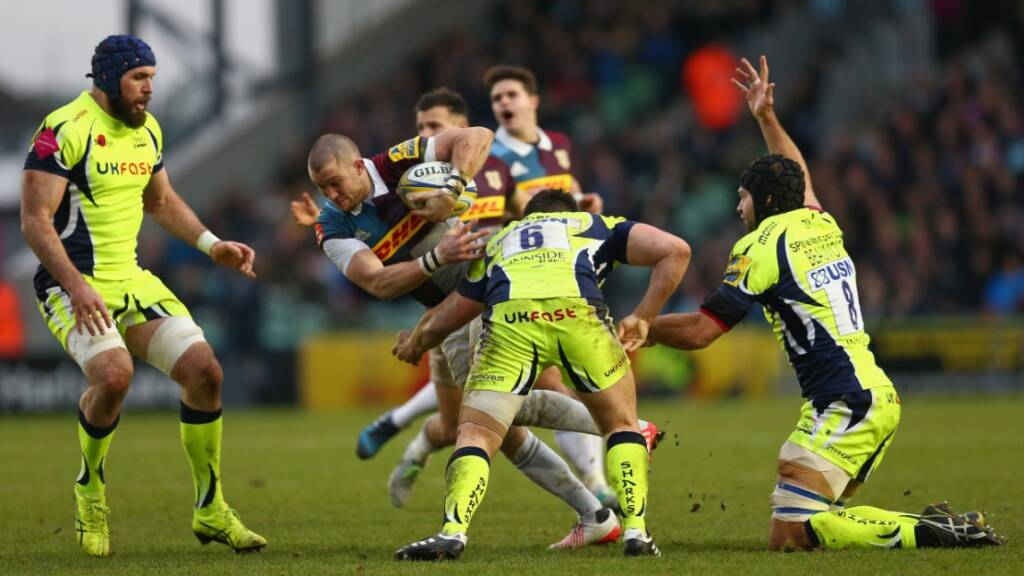 Match Report: Harlequins 29 Sale Sharks 26