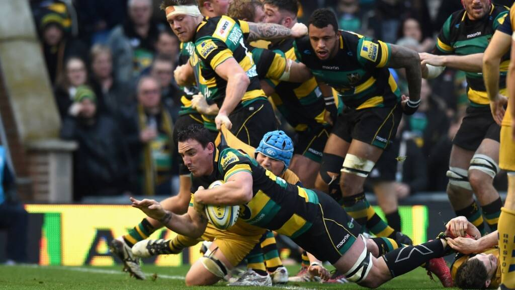 Match Report: Northampton Saints 32 Bristol Rugby 26