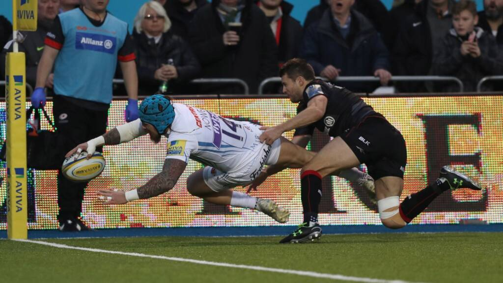 Match Report: Saracens 13 Exeter Chiefs 13