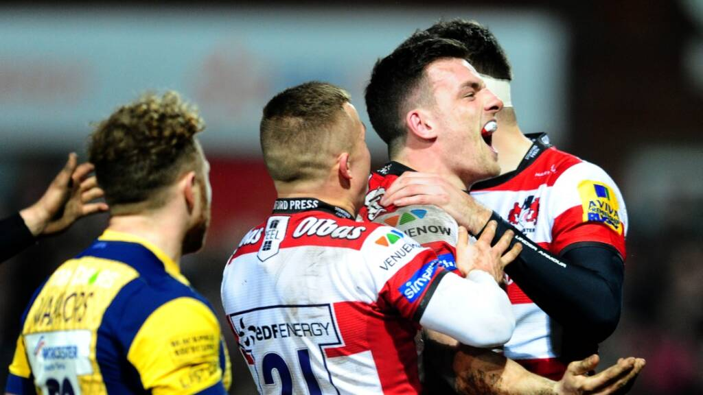 Match Report: Gloucester Rugby 55 Worcester Warriors 19