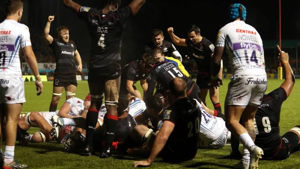 Match Reaction: Saracens 13 Exeter Chiefs 13