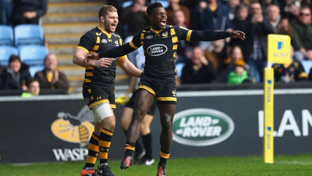 Match Report: Wasps 22 Leicester Tigers 16