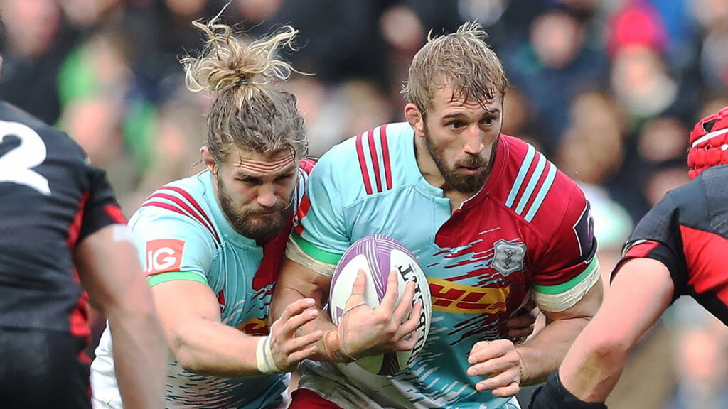 Chris Robshaw injury update