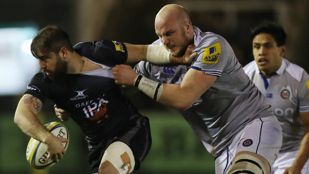 Newcastle Falcons v Bath Rugby