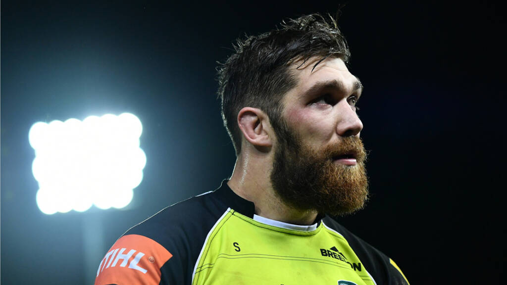 Kitchener extends Leicester Tigers terms