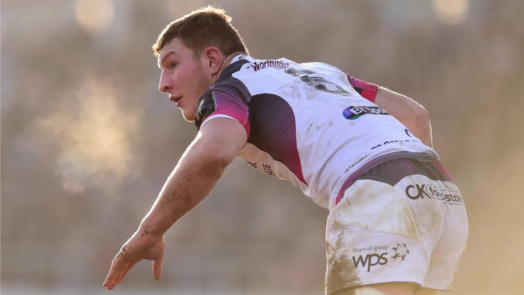 Sam Underhill heads to Bath Rugby