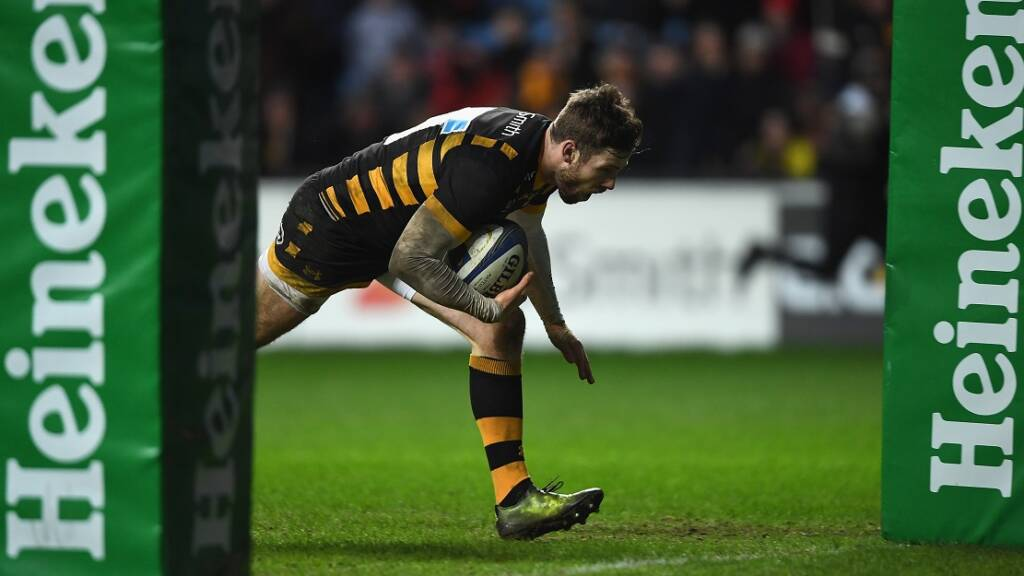 Wasps v Toulouse - European Rugby Champions Cup