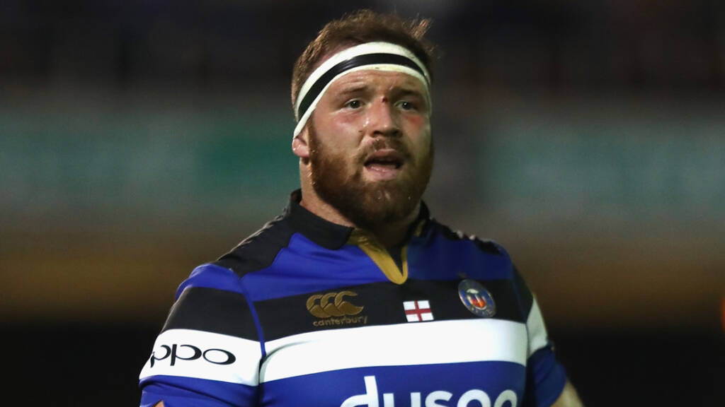 Bath Rugby's Henry Thomas in confident mood ahead of The Clash