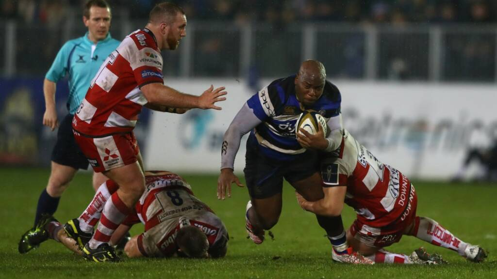 Match Report: Bath Rugby 17 Gloucester Rugby 17