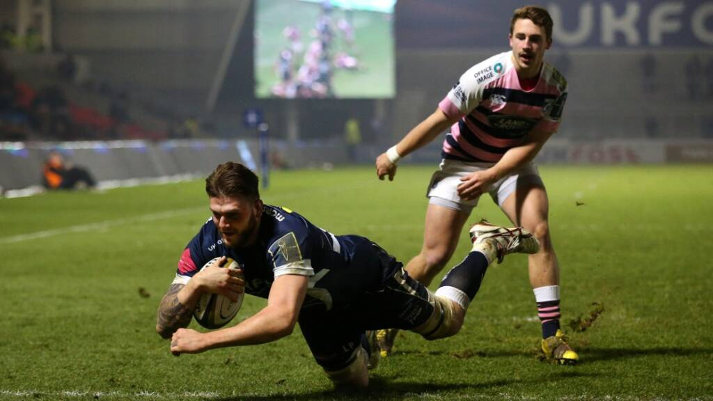 Match Report: Sale Sharks 41 Cardiff Blues 3