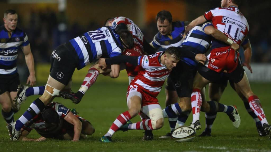 Match Reaction: Bath Rugby 17 Gloucester Rugby 17