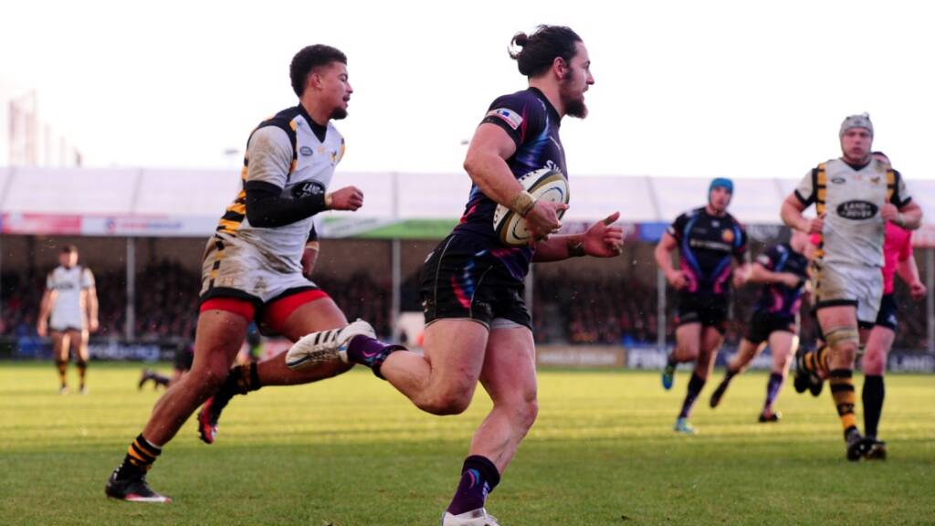 Match Report: Exeter Chiefs 52 Wasps 5