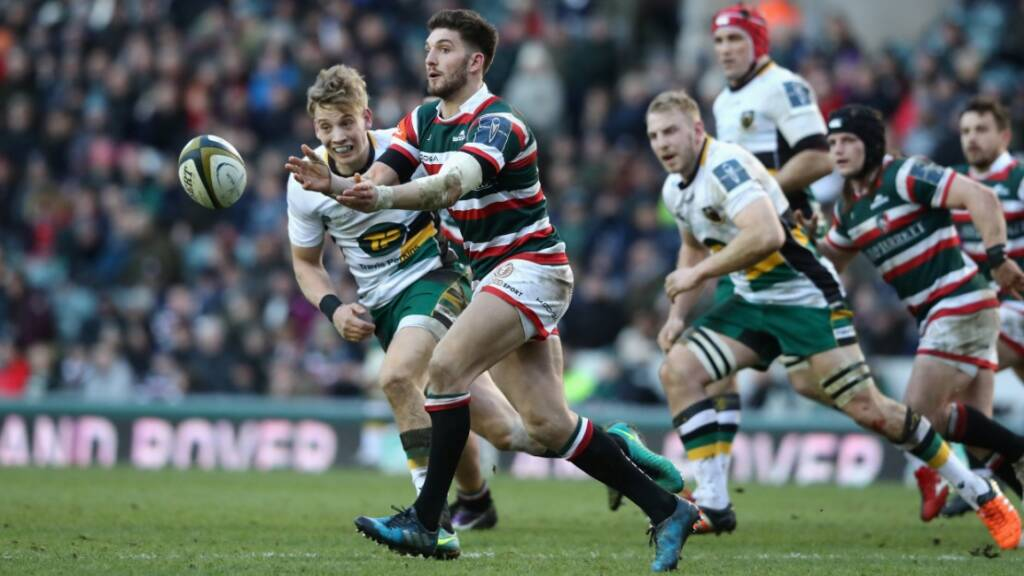 Match Report: Leicester Tigers 27 Northampton Saints 20