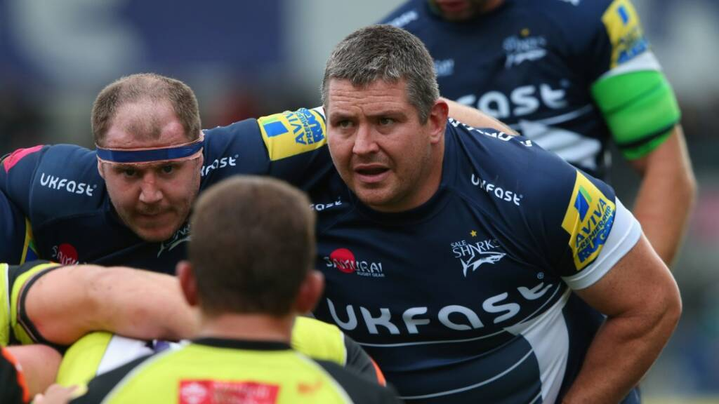 Sale Sharks' starlets keeping Neil Briggs and co on their toes