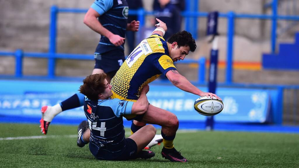 Match Report: Cardiff Blues 38 Worcester Warriors 53