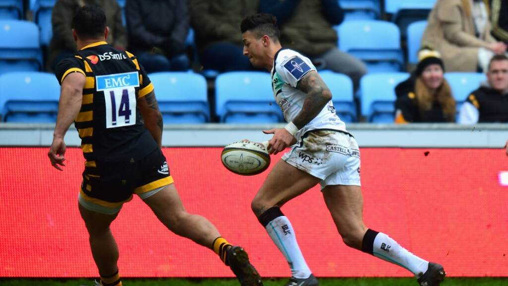 Match Report: Wasps 22 Ospreys 31