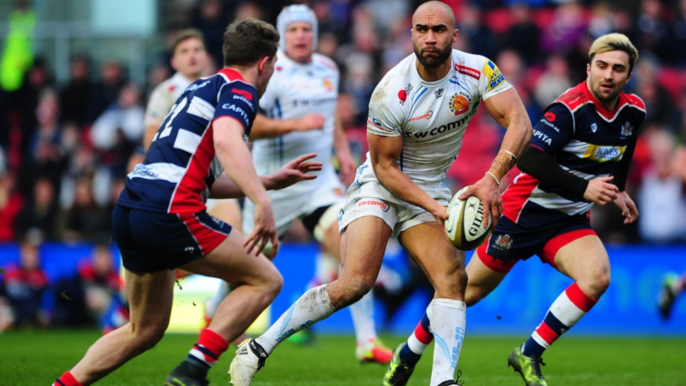 Match Report: Bristol Rugby 7 Exeter Chiefs 35