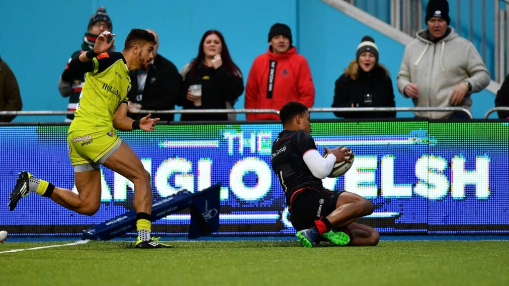 Match Report: Saracens 29 Leicester Tigers 20