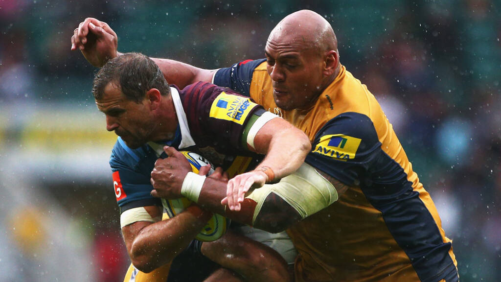 Round 14 Preview: Bristol Rugby v Harlequins