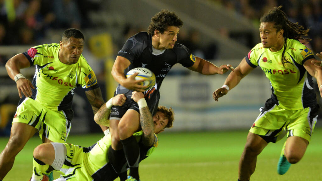 Round 14 Preview: Sale Sharks v Newcastle Falcons