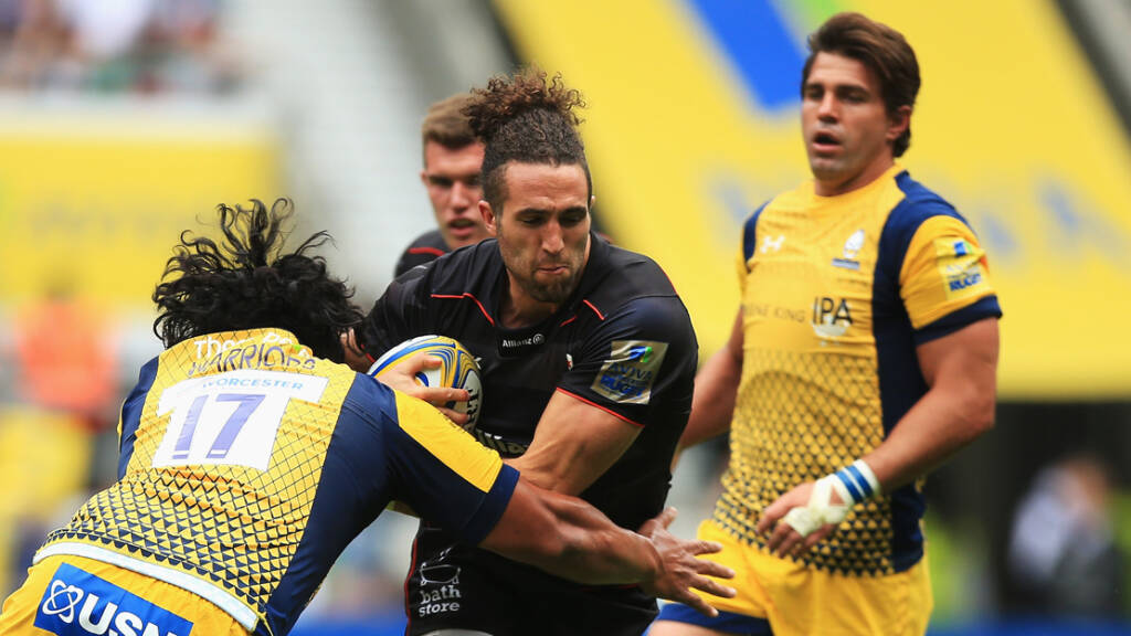Worcester v Saracens Preview