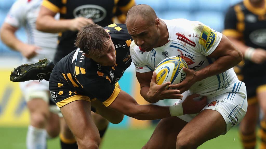Round 14 Preview: Exeter Chiefs v Wasps