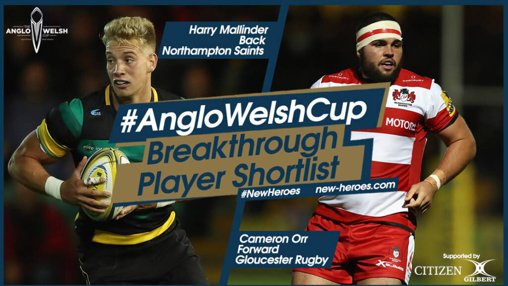 Anglo Welsh Breakthrough Player