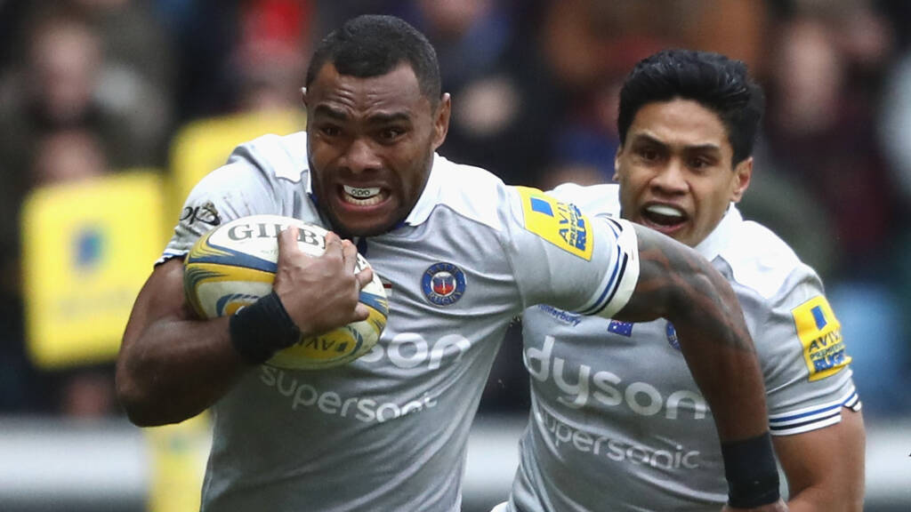 Rokoduguni to mark milestone for Bath Rugby against Northampton Saints